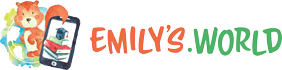 Emily's World Logo